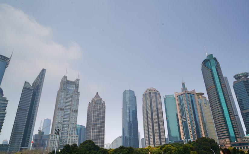 24-Millionen Metropole Shanghai