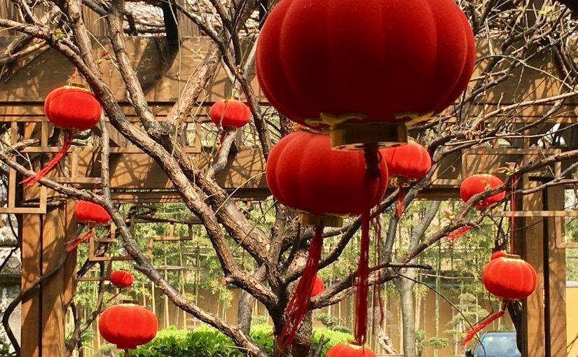 Die Farbsymbolik Chinas