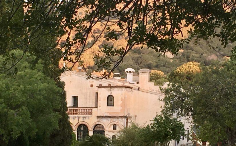 Auf den Hügeln von Premia de Dalt